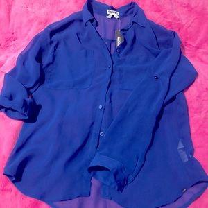 🛍SALE🛍Shear blouse